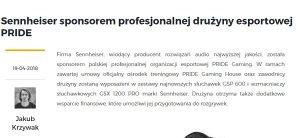 Screen ze strony realizator.pl